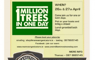 1 Million Trees Event