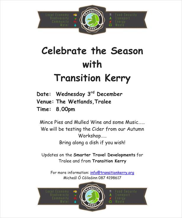 celebrate the season poster